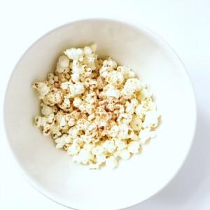 Choco-Cinnamon Popcorn